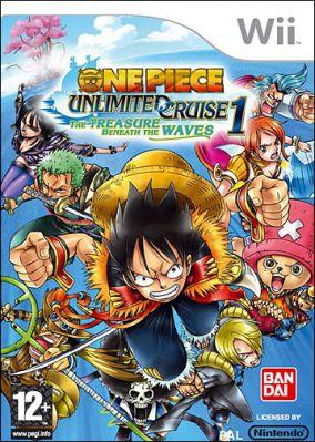 Copertina del gioco One Piece: Unlimited Cruise 1 per Nintendo Wii