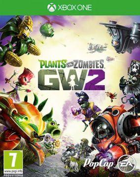 Copertina del gioco Plants Vs Zombies Garden Warfare 2 per Xbox One