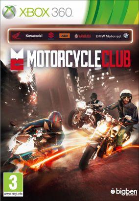 Copertina del gioco Motorcycle Club per Xbox 360