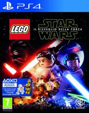 Copertina del gioco LEGO Star Wars: Il risveglio della Forza per Playstation 4