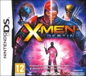 Copertina del gioco X-Men: Destiny per Nintendo DS