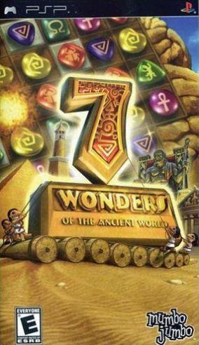 Copertina del gioco 7 Wonders of the Ancient World per Playstation PSP