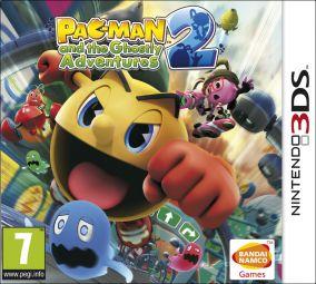 Copertina del gioco PAC-MAN e le Avventure Mostruose 2 per Nintendo 3DS