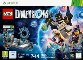 Copertina del gioco LEGO Dimensions per Xbox 360