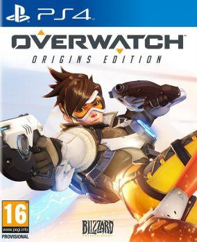 Copertina del gioco Overwatch: Origins Edition per Playstation 4