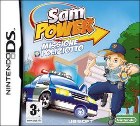 Copertina del gioco Sam Power: Missione Poliziotto per Nintendo DS