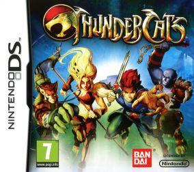 Copertina del gioco Thundercats per Nintendo DS