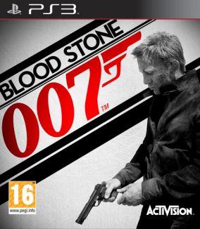 Copertina del gioco James Bond Bloodstone per Playstation 3