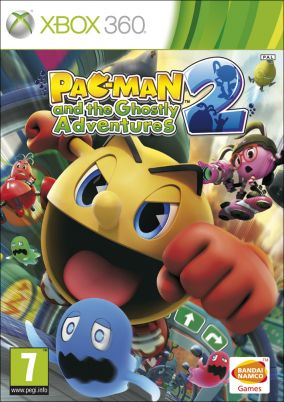 Copertina del gioco PAC-MAN e le Avventure Mostruose 2 per Xbox 360