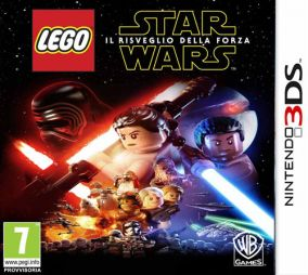 Copertina del gioco LEGO Star Wars: Il risveglio della Forza per Nintendo 3DS