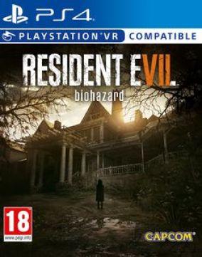 Immagine della copertina del gioco Resident Evil VII biohazard per Playstation 4