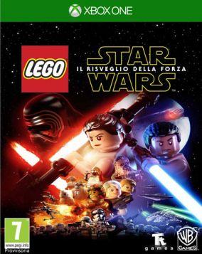 Copertina del gioco LEGO Star Wars: Il risveglio della Forza per Xbox One