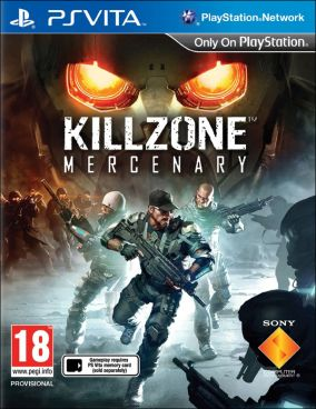 Copertina del gioco Killzone Mercenary per PSVITA