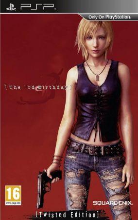 Copertina del gioco The 3rd Birthday per Playstation PSP