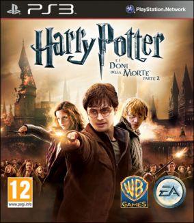 Copertina del gioco Harry Potter e i Doni della Morte: Parte 2 Il Videogame per Playstation 3