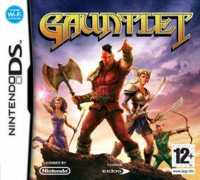 Copertina del gioco Gauntlet per Nintendo DS