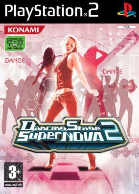 Copertina del gioco Dancing Stage SuperNOVA 2 per Playstation 2