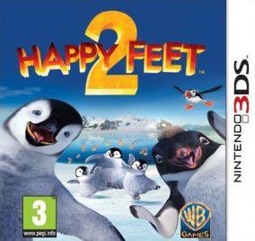Copertina del gioco Happy Feet 2 per Nintendo 3DS