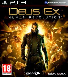 Immagine della copertina del gioco Deus Ex: Human Revolution per Playstation 3