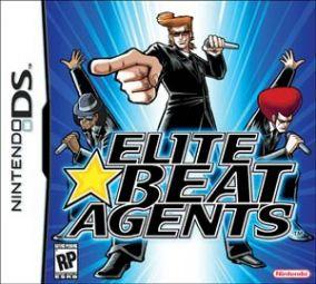 Copertina del gioco Elite Beat Agents per Nintendo DS