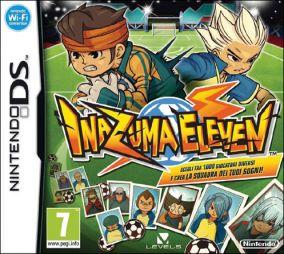 Copertina del gioco Inazuma Eleven per Nintendo DS