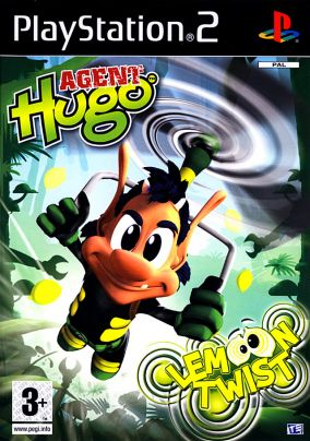 Copertina del gioco Agent Hugo: Lemoon Twist per Playstation 2