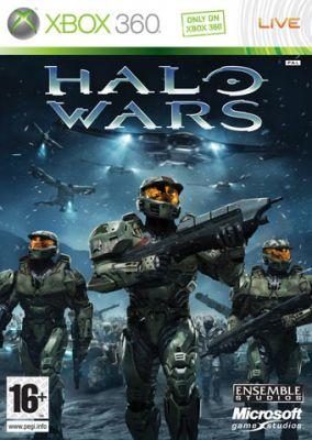 Copertina del gioco Halo Wars per Xbox 360
