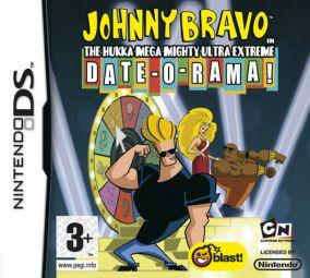 Copertina del gioco Johnny Bravo per Nintendo DS