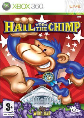 Copertina del gioco Hail to the Chimp per Xbox 360