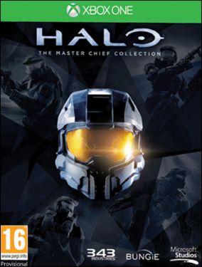 Copertina del gioco Halo: The Master Chief Collection per Xbox One