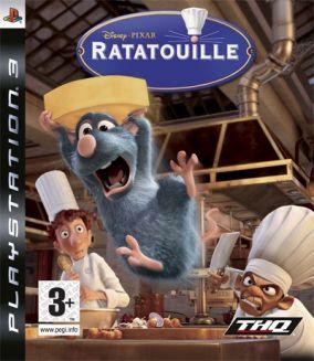 Copertina del gioco Ratatouille per Playstation 3