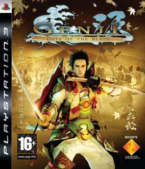 Copertina del gioco Genji: Days of the Blade per Playstation 3