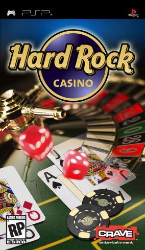 Copertina del gioco Hard Rock Casino per Playstation PSP