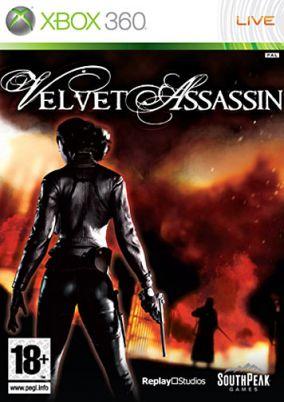 Copertina del gioco Velvet Assassin per Xbox 360