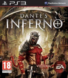 Copertina del gioco Dante's Inferno per Playstation 3