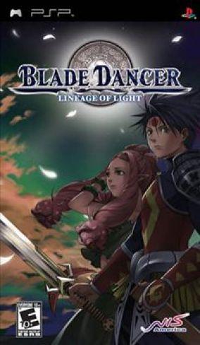 Immagine della copertina del gioco Blade Dancer: Lineage of Light per Playstation PSP