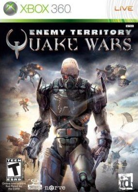 Copertina del gioco Enemy Territory: Quake Wars per Xbox 360