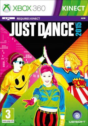 Copertina del gioco Just Dance 2015 per Xbox 360