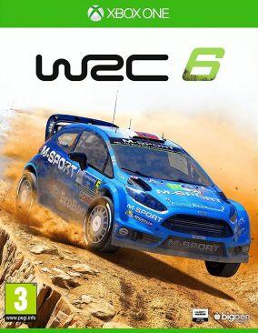 Copertina del gioco WRC 6 per Xbox One