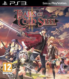 Immagine della copertina del gioco The Legend of Heroes: Trails of Cold Steel 2 per Playstation 3