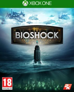 Copertina del gioco Bioshock: The Collection per Xbox One