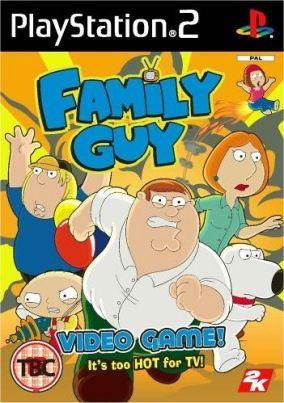 Copertina del gioco I Griffin per Playstation 2