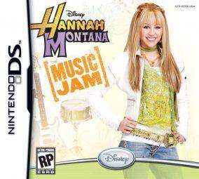 Copertina del gioco Hannah Montana: Musica alle Stelle per Nintendo DS