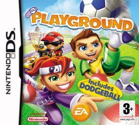 Copertina del gioco EA Playground per Nintendo DS