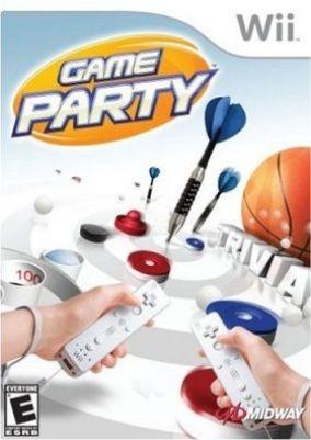 Copertina del gioco Game Party per Nintendo Wii