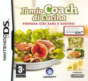 Copertina del gioco Il Mio Coach Di Cucina Prepara Cibi Sani per Nintendo DS