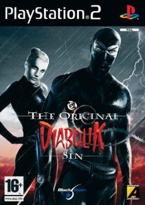 Copertina del gioco Diabolik: The Original Sin per Playstation 2