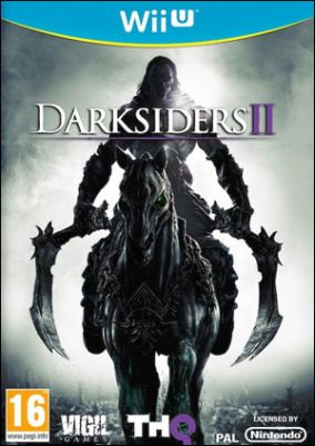 Copertina del gioco Darksiders II per Nintendo Wii U