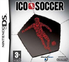 Copertina del gioco Ico Soccer per Nintendo DS