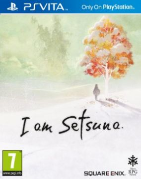 Copertina del gioco I Am Setsuna per PSVITA